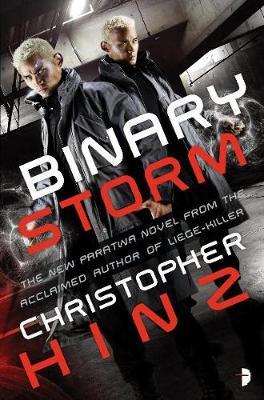 Binary Storm - Hinz, Christopher