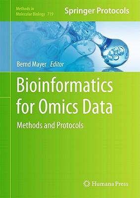 Bioinformatics for Omics Data: Methods and Protocols - Mayer, Bernd (Editor)