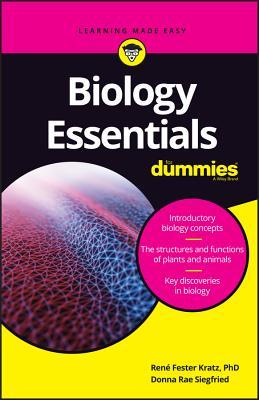 Biology Essentials for Dummies - Kratz, Rene Fester, and Siegfried, Donna Rae