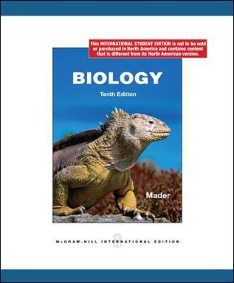 Biology - Mader, Sylvia S.
