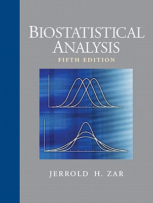 Biostatistical Analysis - Zar, Jerrold H