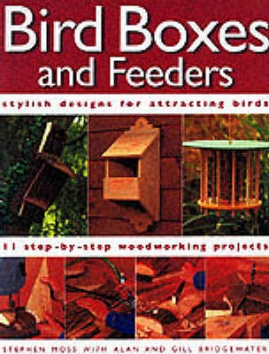 Bird Boxes and Feeders - Bridgewater, Alan