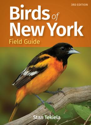 Birds of New York Field Guide - Tekiela, Stan