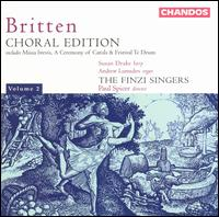 Birtten: Choral Edition, Vol. 2 - Andrew Lumsden (organ); Carys-Anne Lane (soprano); Finzi Singers; Kathryn Cook (alto); Lindsay Wagstaff (soprano);...