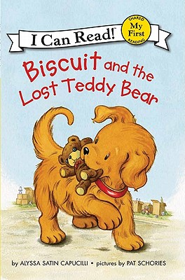 Biscuit and the Lost Teddy Bear - Capucilli, Alyssa Satin
