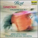 Bizet: Carmen Suite; Symphony No. 1; L'arlésienne Suite No. 1