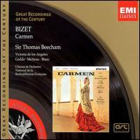 Bizet: Carmen - Bernard Plantey (vocals); Denise Monteil (vocals); Ernest Blanc (vocals); Janine Micheau (vocals);...
