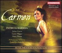 Bizet: Carmen - Charles Kilpatrick (tenor tuba); Clare McCaldin (mezzo-soprano); Garry Magee (baritone); Julian Gavin (tenor);...