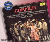 Bizet: Carmen - Alicia Nafé (vocals); Geoffrey Pogson (vocals); George Main (vocals); Gordon Sandison (vocals); Ileana Cotrubas (vocals);...