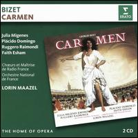 Bizet: Carmen - Accurzio di Leo (vocals); Faith Esham (vocals); François Le Roux (vocals); Gérard Garino (vocals);...