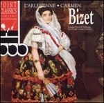 Bizet: L'Arlésienne Suites Nos. 1 & 2; Carmen Suites Nos. 1 & 2