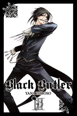 Black Butler, Volume 3 - Toboso, Yana (Creator)