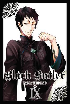 Black Butler, Volume 9 - Toboso, Yana