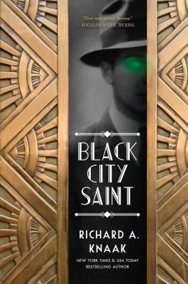 Black City Saint - Knaak, Richard A