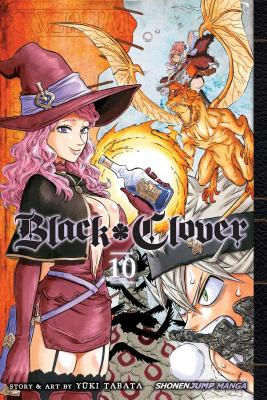 Black Clover, Vol. 10 - Tabata, Yuki