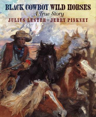 Black Cowboy, Wild Horses - Lester, Julius