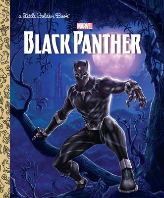 Black Panther Little Golden Book (Marvel: Black Panther) - Berrios, Frank