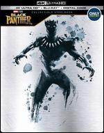 Black Panther [SteelBook] [4K Ultra HD Blu-ray/Blu-ray] [Only @ Best Buy]
