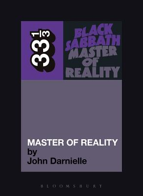 Black Sabbath: Master of Reality - Darnielle, John