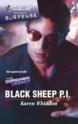 Black Sheep P.I.: The Cordasic Legacy - Whiddon, Karen