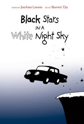 Black Stars in a White Night Sky - Lawson, Jonarno