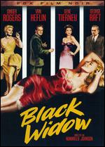 Black Widow - Nunnally Johnson