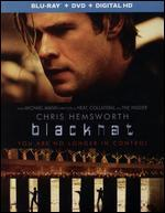 Blackhat [2 Discs] [Includes Digital Copy] [UltraViolet] [Blu-ray/DVD]