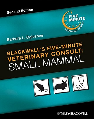 Blackwell's Five-Minute Veterinary Consult - Oglesbee, Barbara L (Editor)