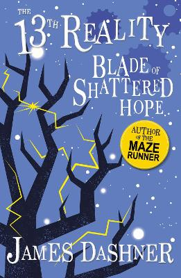 Blade of Shattered Hope - Dashner, James