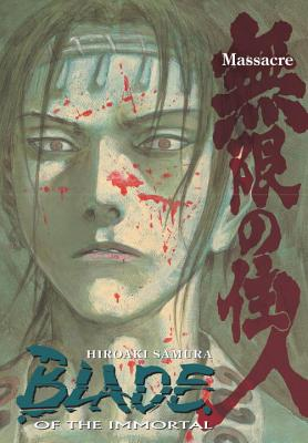 Blade of the Immortal: Massacre Volume 24 - Samura, Hiroaki
