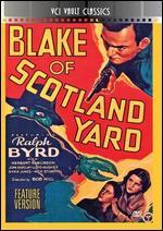 Blake of Scotland Yard - Robert F. Hill