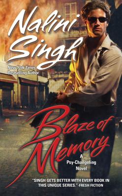Blaze of Memory - Singh, Nalini