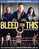 Bleed for This [Blu-ray/DVD] [2 Discs] - Ben Younger