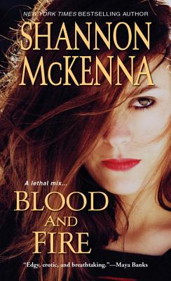 Blood And Fire - McKenna, Shannon