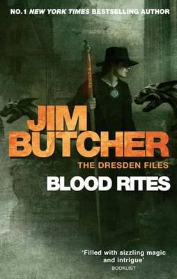 Blood Rites - Butcher, Jim