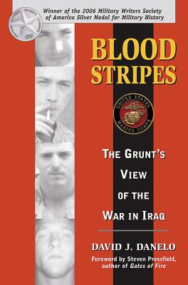 Blood Stripes: The Grunt's View of the War in Iraq - Danelo, David