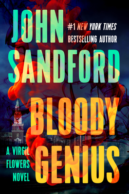 Bloody Genius - Sandford, John