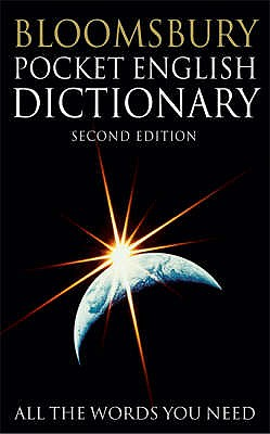 Bloomsbury Pocket English Dictionary: All the Words You Need - Rooney, Kathy
