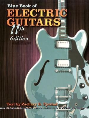 Blue Book of Electric Guitars - Fjestad, S P (Editor)