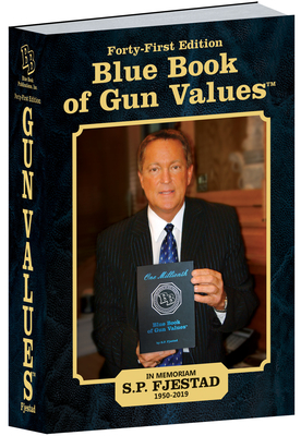 Blue Book of Gun Values - Fjestad, S P