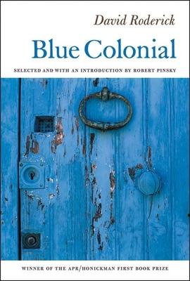 Blue Colonial - Roderick, David