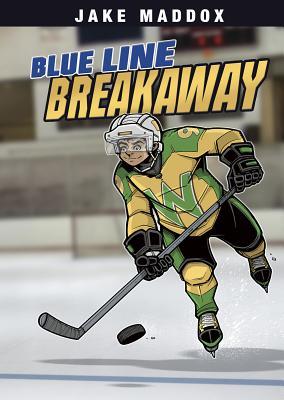 Blue Line Breakaway - Maddox, Jake