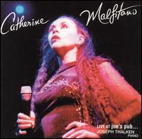 Blue Moon Cat: Catherine Malfitano at Joe's Pub - Catherine Malfitano