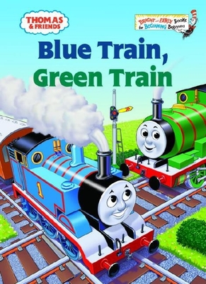Blue Train, Green Train - Awdry, Wilbert Vere, Reverend, and Stubbs, Tommy (Illustrator)