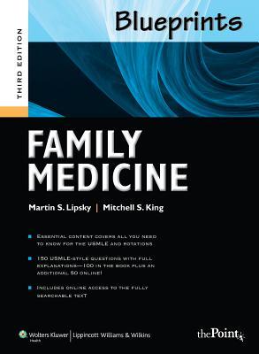 Blueprints Family Medicine - Lipsky, Martin S., and King, Mitchell S.