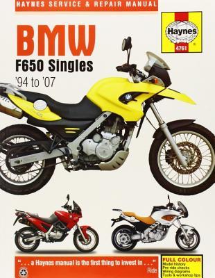 BMW F650 Singles 94-07 -