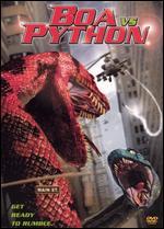 Boa vs. Python - David Flores