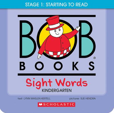 Bob Books: Sight Words Kindergarten - Maslen, Bobby Lynn