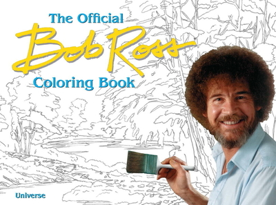 Bob Ross Coloring Book - Ross, Bob