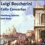 Boccherini: Cello Concertos - Emil Klein (cello); Hamburg Soloists; Emil Klein (conductor)